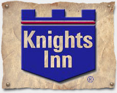 Knights Inn just off I-24