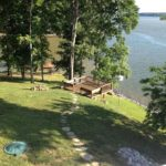 Forest Side LakeView, Waterfront Deck