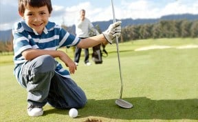 Boots Randolph Voted Best Golf Course in Trigg County