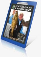 Download the Kentucky Fishing Guide