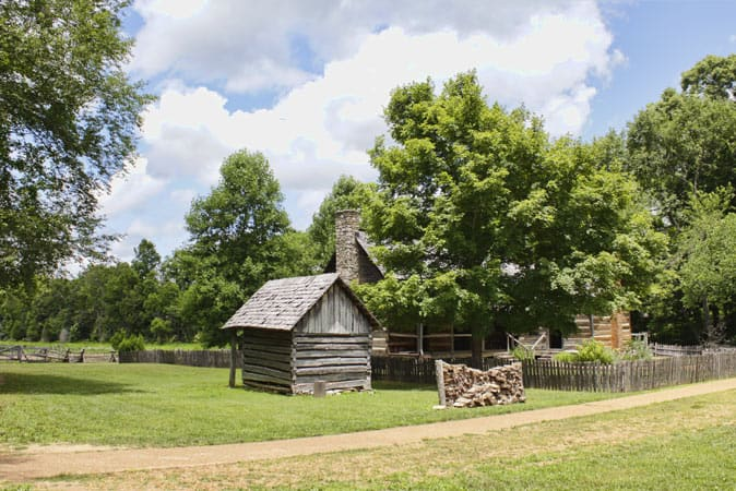 1850s Homeplace Homes
