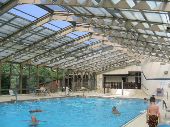 Indoor Pool at Lake Barkley Resort Park