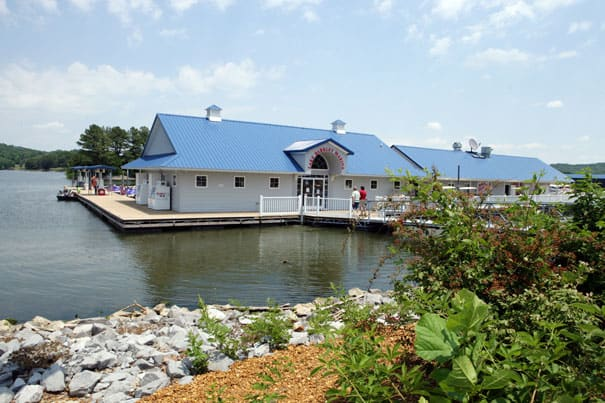Lake Barkley Marina Bait Shop