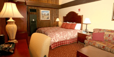 Barkley Rooms and Accommodations