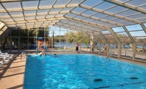 Pool Under Glass, All-weather