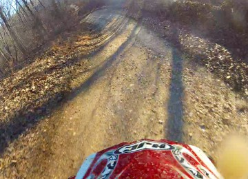goPro footage still off roads